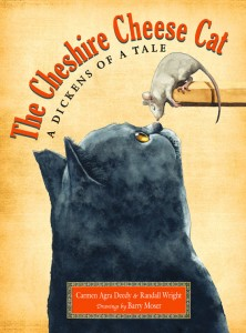 Peachtree Press title - Cheshire Cheese Cat (cover)