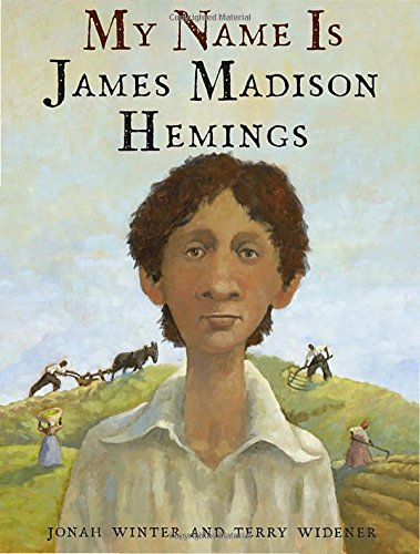 James Madison Hemings, illustrated by Terry Widener