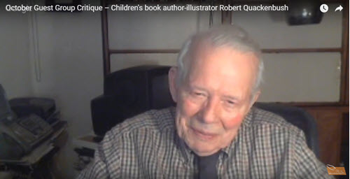Robert Quackenbush, author-illustrator